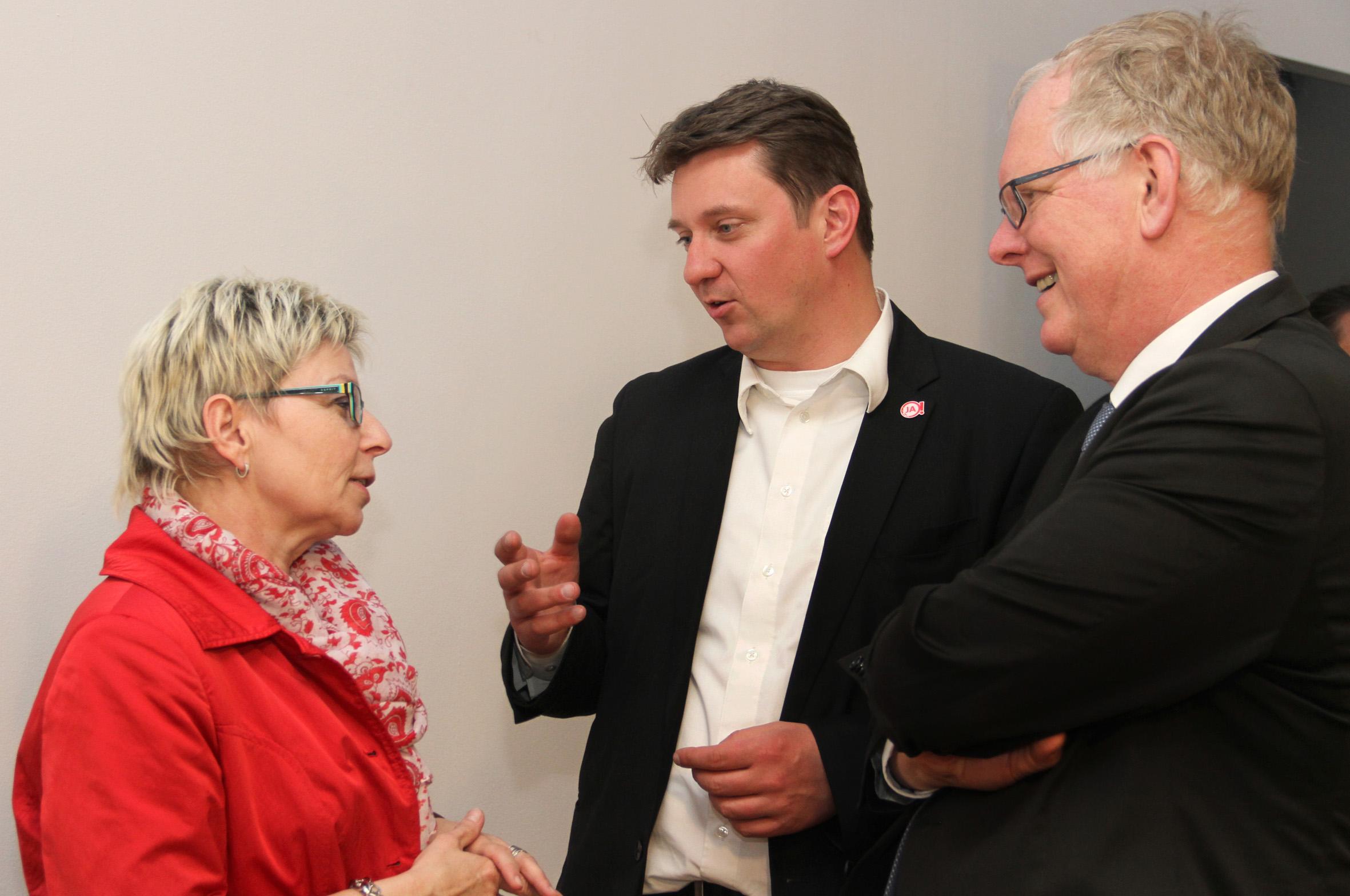 Landtagspräsidentin zu Gast in Castrop-Rauxel