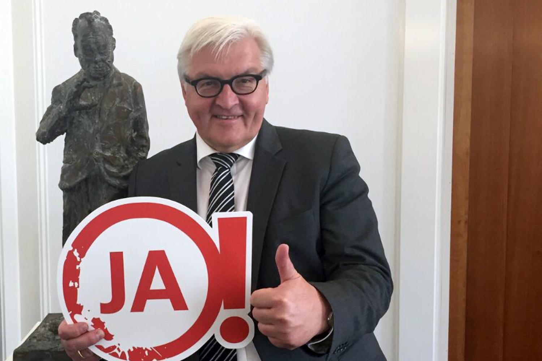 Berlin sagt JA! zu Rajko Kravanja