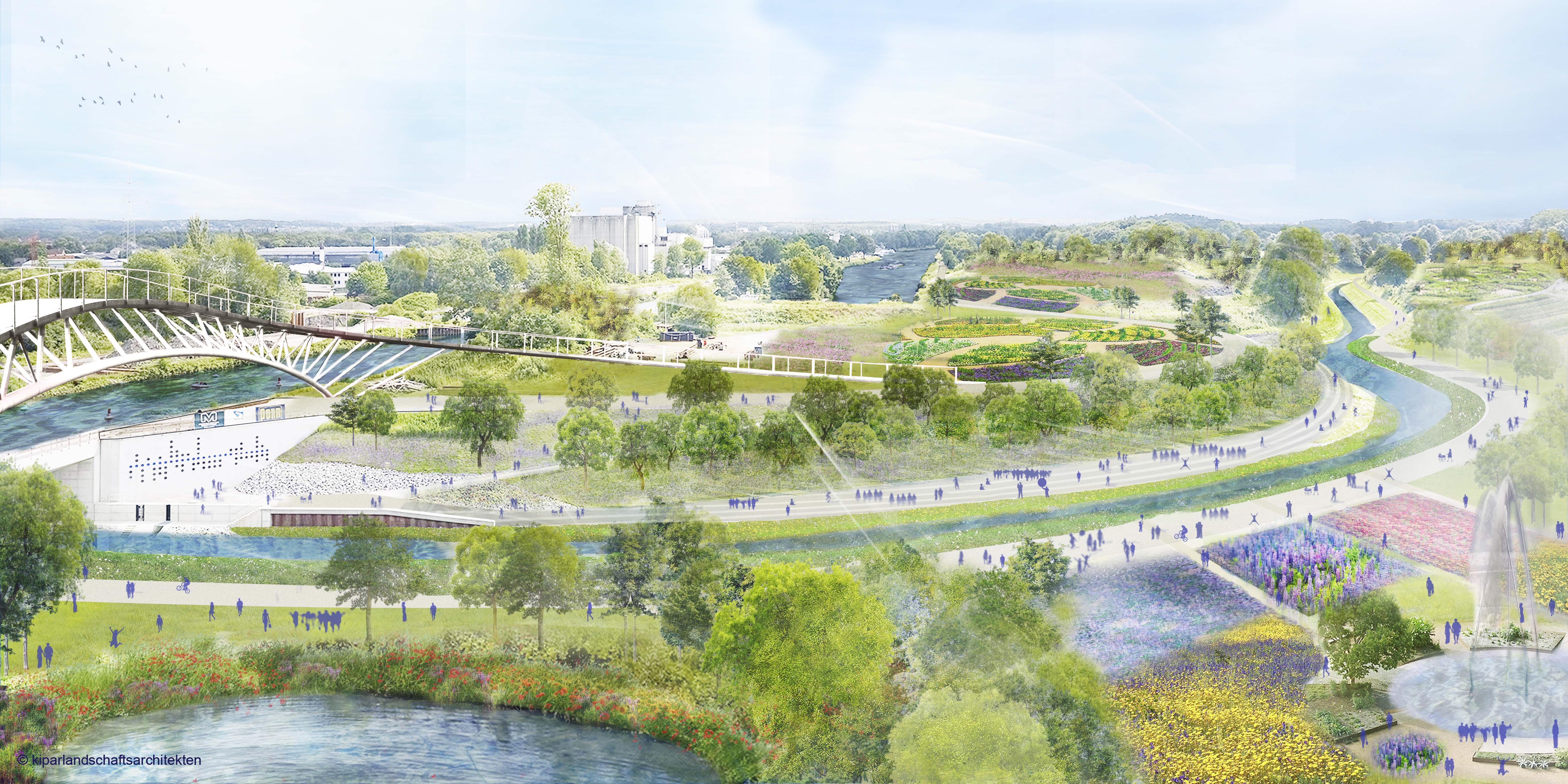 Kravanja begrüßt Idee der Landesgartenschau 2020