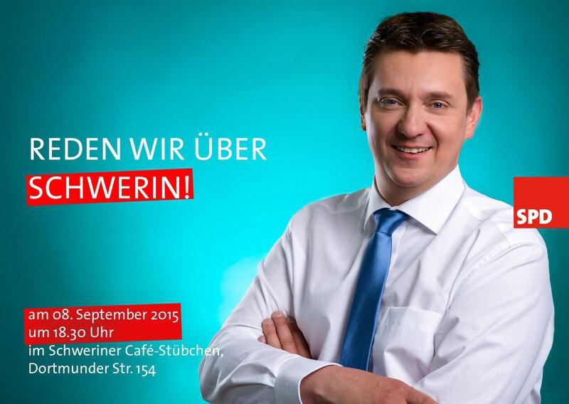 Reden wir über Schwerin